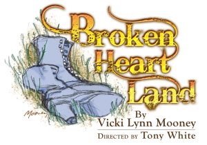 Broken Heart Land by Vicki Lynn Mooney